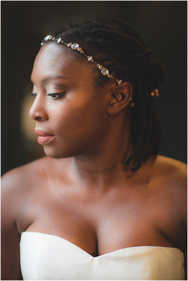 This is a favourite from a great bridal shoot I did at Malmaison early last year. I managed to eke out every little bit of available light on a very dull day in a dark interior !