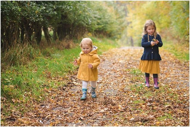 Outdoor family photography Edinburgh Autumn_0111