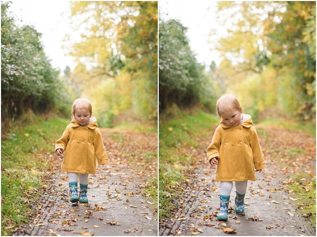 Outdoor family photography Edinburgh Autumn_0112
