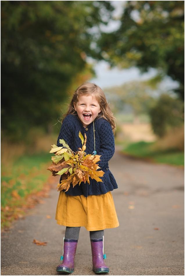 Outdoor family photography Edinburgh Autumn_0118