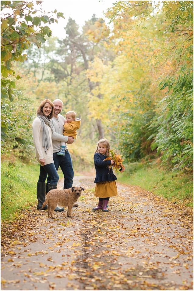 Outdoor family photography Edinburgh Autumn_0133