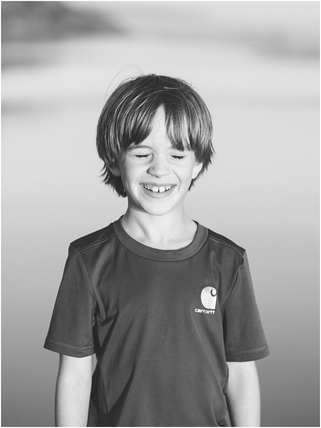 One of my favourites of Francis taken on Vancouver Island last Summer. He has the cutest gappy toothed smile at the moment.