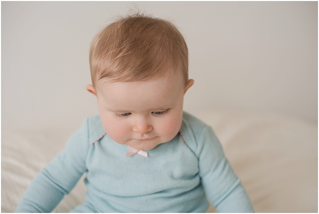 Isla – A baby session