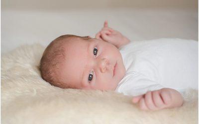 Isla – a newborn session