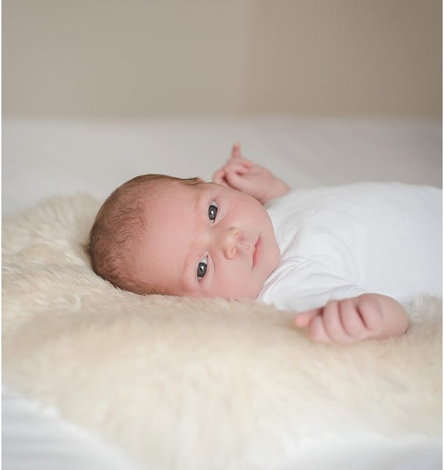 Isla – a newborn session