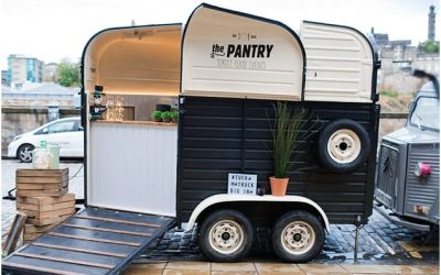 The Pantry Tuck Truck launch