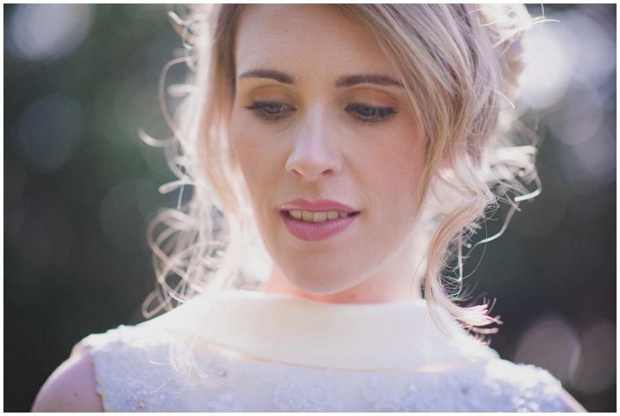 Bridal shoot – Hipping Hall, Cumbria