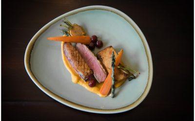 The Kingcarroch Inn – Food & lifestyle photography Fife